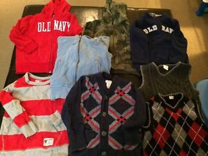 Sweaters size 3