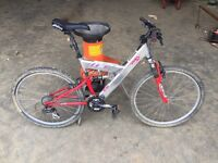 "18"" diamondback bike"