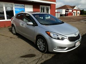 2014 Kia Forte LX - LOADED- Easy Financing for EVERYONE!