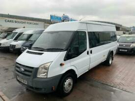 2012 Ford Transit 17 SEATER MINIBUS DIRECT FROM COMPANY WELL MAINTAINED POSS CAM