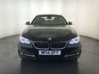 2014 BMW 520D SE AUTOMATIC DIESEL 184 BHP 1 OWNER SERVICE HISTORY FINANCE PX
