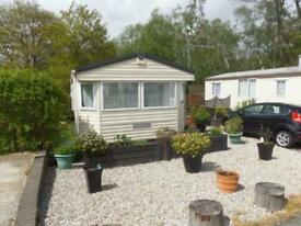 Delta Discovery 2010 static caravan for private sale at Beauport Park, Hastings