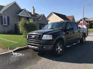 Camion Ford F-150 FX4 Off Road Transmission au plancher  2008