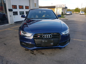 2014 Audi s4 Technik