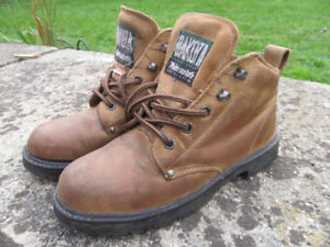 Work boots - Ladies Dakota Steel Toe