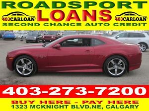 2012 ChevCamaro 2 DR Coupe WOW! SHOP INSIDE! APLLY NOW