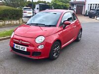 2015 Fiat 500 1.2 S (start/stop) 13k 3dr Manual £20 ANNUAL TAX