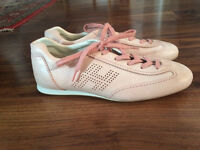 Hogan Pink shoes as good as brand new - Size 6