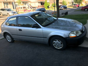 96 honda civic for sale as is