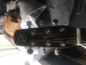 Guitar amp package