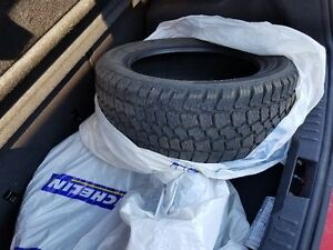 Almost New Saxon Snow Blazer Tires - Great Treads