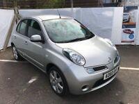 Nissan Micra 1.5 DCI N tech *1 Former Keeper* Sat Nav, Cruise Control, £30 Tax, Bluetooth, Warranty