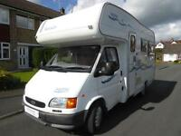 Ford Herald Squire RL 4 berth, coachbuilt motorhome for sale Ref: 10683