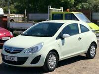 * 2011 VAUXHALL CORSA 1.0 ECOFLEX 3 DOOR + 85K MILES + IDEAL FIRST CAR *