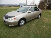 2003 Toyota Camry LE/Great Clean Shape