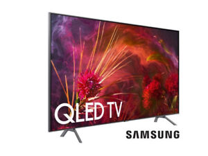 "BRAND NEW Samsung Q8 QLED 4K Smart TVs 55"" 65"" 75"" 82"" on sale!!"