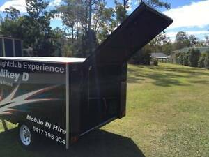 Box Trailer for Sound Gear, RC Planes, Tools, Go Kart, Caravan Greenbank Logan Area Preview