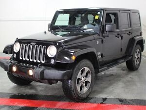 2016 Jeep Wrangler Unlimited Sahara  -  A/C - $286.15 B/W