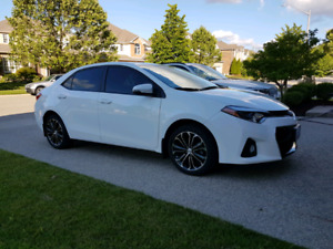 2016 Toyota Corolla S safety and e test financing take over