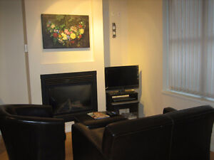 A furnished beautiful studio in Yaletown/Downtown Vancouver (Jul