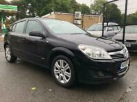 2009 Vauxhall Astra 1.7 CDTi 16V ecoFLEX Design [110] 5dr HATCHBACK Diesel Manua