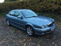 Jaguar X-TYPE 2.0 V6 SE *66,000 excellent example!*