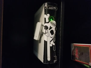 Xbox 360,  4 controllers, 21 games , wireless network adapter
