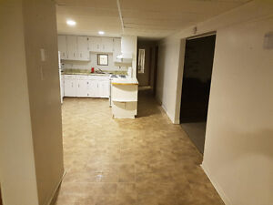 3 Bedroom Basement Apartment for Rent 1500 Square Feet