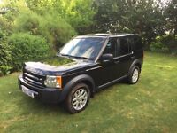 Land Rover Discovery 3 2.7 TDV6 GS- Java black - 2007