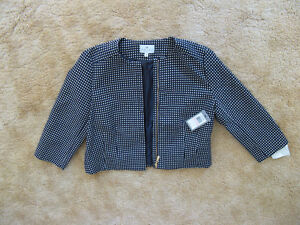 New---Size 10 --Designer Jacket