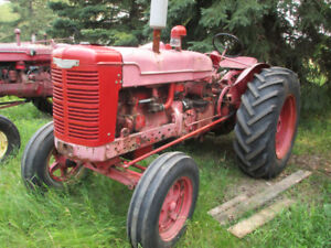 Antique Tractor and Machinery