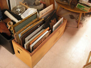 Clearance of Old Art Frames Cambridge Kitchener Area image 2