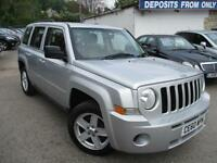2010 JEEP PATRIOT CRD SPORT ESTATE DIESEL
