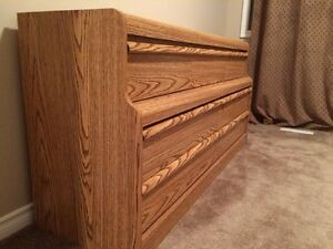 Solid Wood 7 Drawer Dresser   Edmonton Edmonton Area image 2
