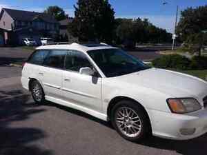 2000 Subaru legacy GT wagon