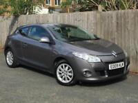 2009 RENAULT MEGANE EXPRESSION VVT COUPE 110BHP 94K+1 FORMER KEEPER FROM NEW