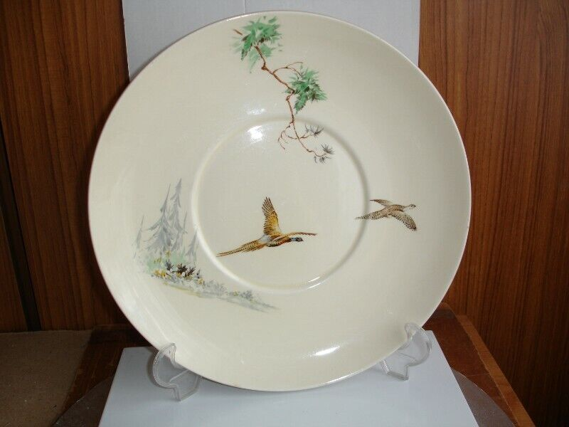 """Royal Doulton """"The Coppice"""" D5803 Round Serving Platter"""