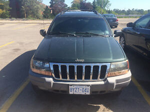 2000 Jeep Grand Cherokee SUV, Crossover E-TESTED & CERTIFIED