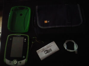 leap pad 2 and games carry case