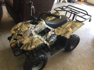 Kids 110 Camo ATV