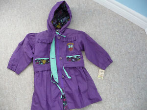 Brand New Girl's Spring/Summer Jacket - Size 3X