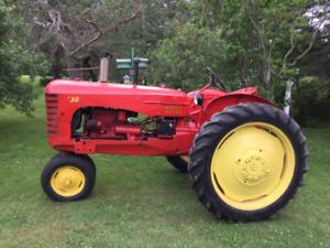 1951 Massey Harris tractor
