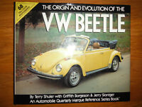 Origin and Evolution of the VW Beetle by Terry Shuler 1985