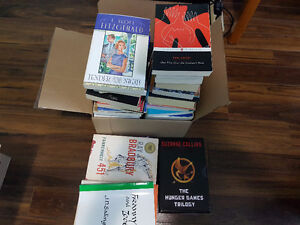 Books for Sale - $5 each or 3 for $10