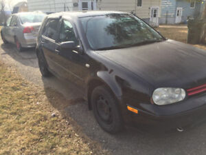 01 golf heated seats, A/C power everything