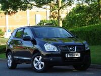 2008 Nissan Qashqai 1.6 2WD Acenta Petrol..9 SERVICE STAMPS + WARRANTY