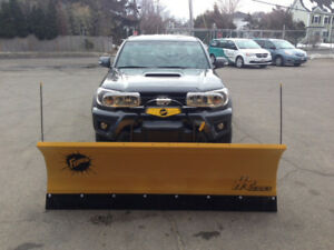 Fisher HT plow for half ton trucks. Great shape