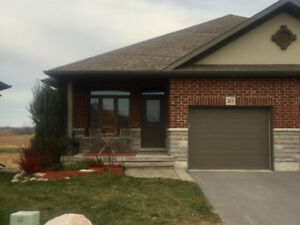 Executive Lease... Semi-detached 3 bedroom,3 bath bungalow
