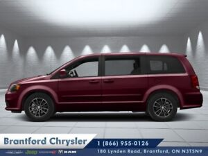 2019 Dodge Grand Caravan SXT Premium Plus  -  Uconnect - $224 B/