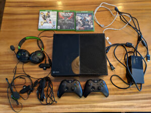 Xbox One 500GB, Kit Complet.